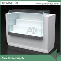 Names Brand Mobile Phone Retail Shop Interior Design Display Glass