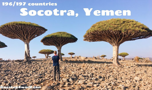 Socotra, Yemen. Where Avatar meets Jurassic Park | One Step 4Ward