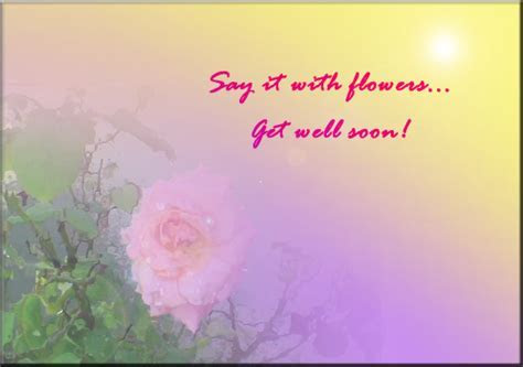 Get Well Soon Dear. Free Get Well Soon eCards, Greeting