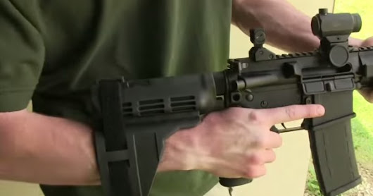 "ATF Reverses Position on ""Stabilizing Braces"" in Open Letter"