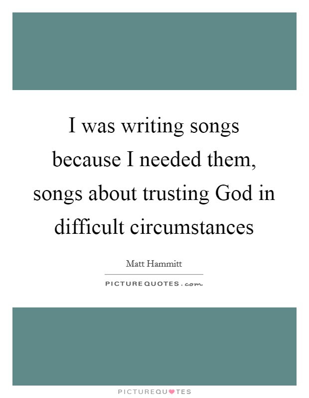 Trusting God Quotes Sayings Trusting God Picture Quotes