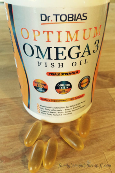 Omega-3 Fish Oil Review + Apple iWatch Giveaway