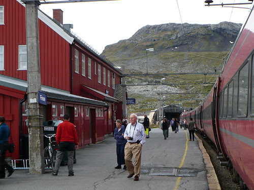 Finse Station
