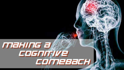 Struggling with cognitive decline? Make a cognitive comeback - Limitless Mindset