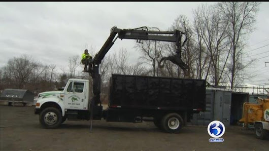 Shoreline crews are prepared for damage due to storms