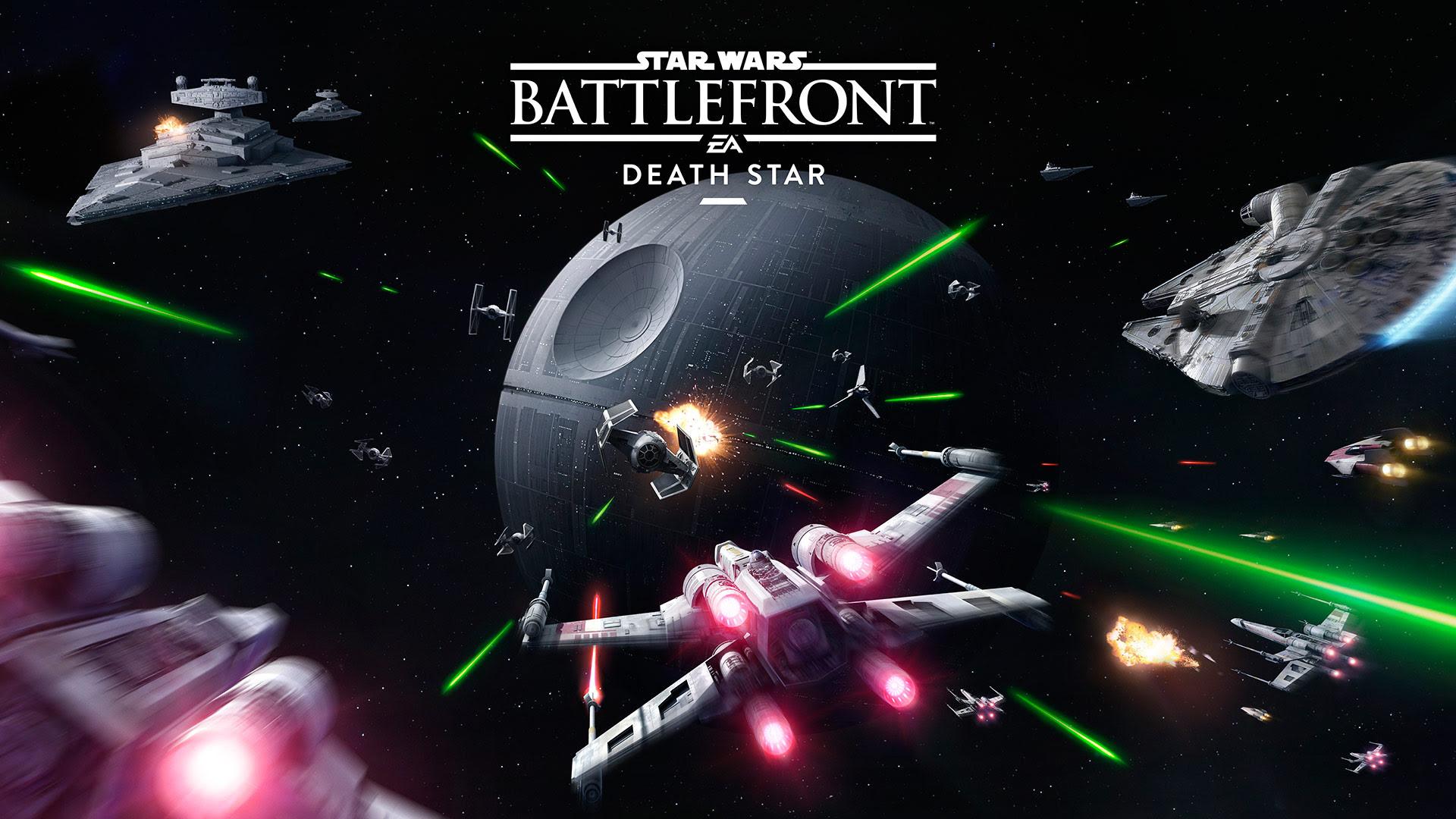 Star Wars Battlefront Death Star Expansion Details Announced