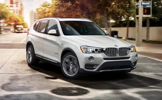 A Preview of the 2018 BMW X3