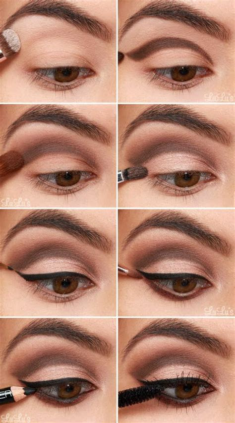 Eyeshadow For Brown Eyes   Makeup Tutorials Guide
