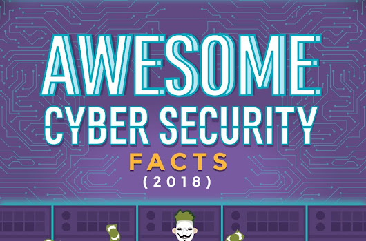 Awesome Cyber Security Facts (2018) - Visual Contenting