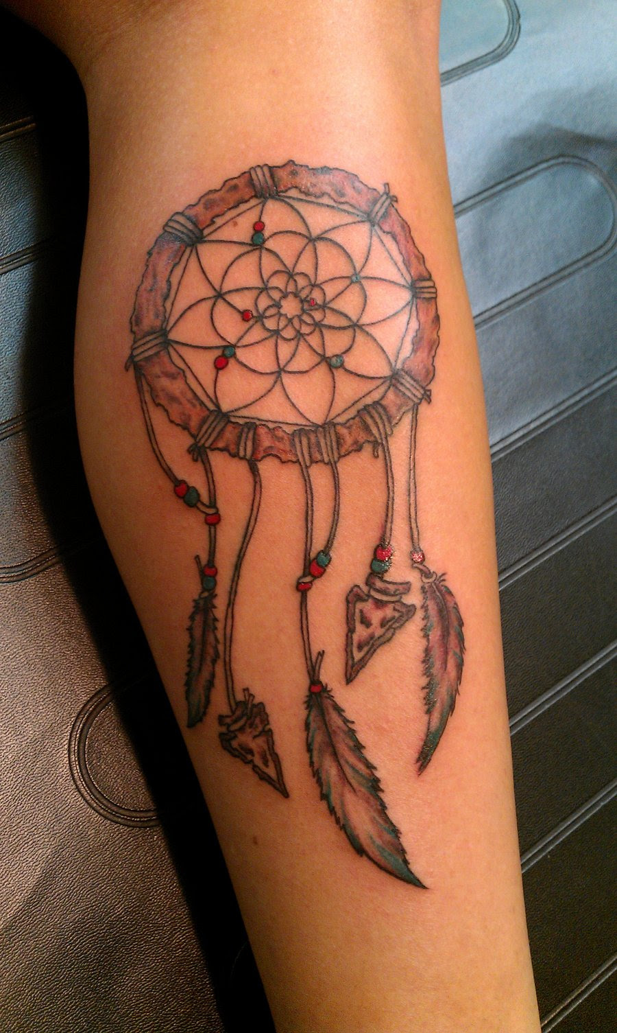 Dreamcatcher Tattoos Designs, Ideas and Meaning | Tattoos ...