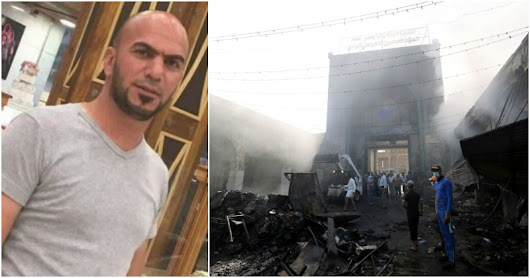 Muslim Man Hugs ISIS Suicide Bomber Moments Before Explosion, Saves Hundreds Of Lives