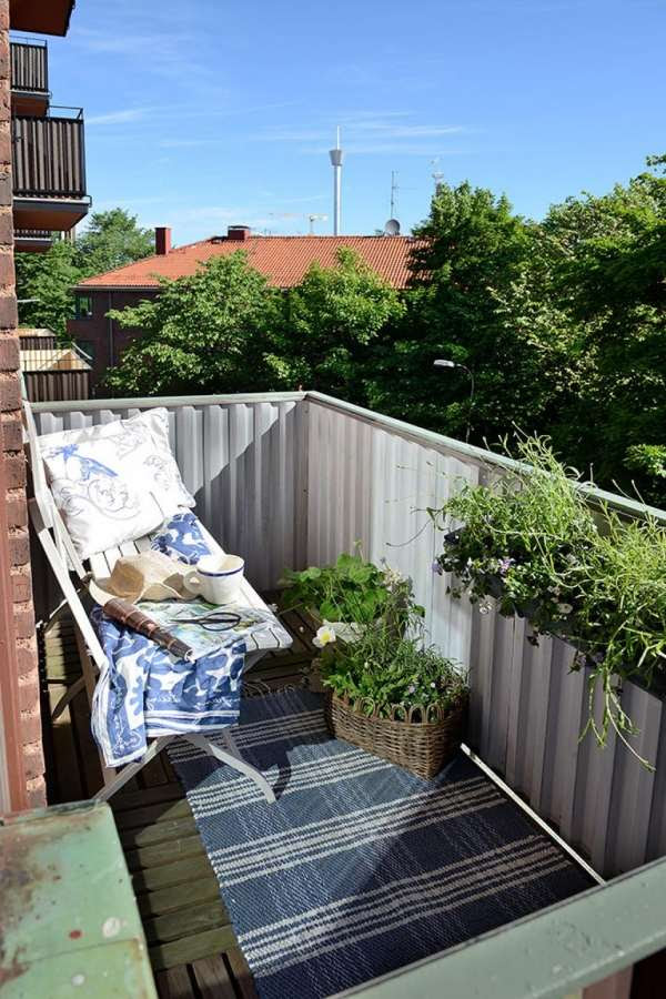 Balkon Ideen FÜr Kleine Balkone ~ Barışın Kişisel Bloğu Kleinen Balkon Gestalten Ideen