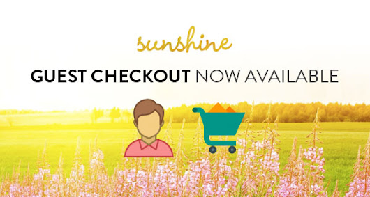 2.5 Released with Guest Checkout, New Add-ons and more! - Sunshine Photo Cart for WordPress