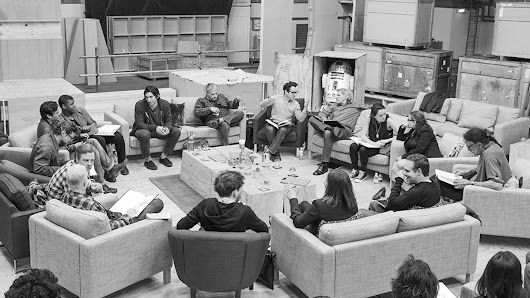 'Star Wars: Episode VII' cast announced including Luke, Leia, and Han Solo