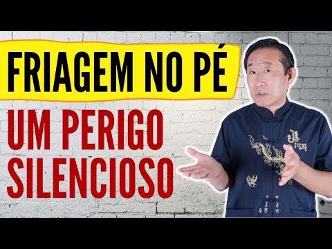 TOQUE NO SEU PÉ AGORA E VEJA SE ELE ESTÁ FRIO - FIQUE ATENTO! | Dr. Peter Liu