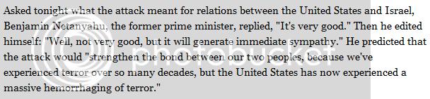 NetanyahuVeryGood