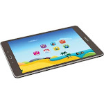 Samsung Galaxy Tab A SM-T350 Tablet - 8 XGA - 1.50 GB RAM - 16 GB Storage - Android 5.0 Lollipop - Smoky Titanium - Qualcomm Snapdragon 410 APQ8016
