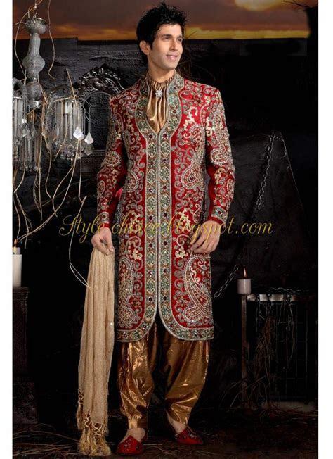 Latest Wedding Sherwani Design for Men Trend 2012 13