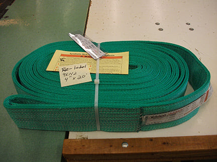 Endless Webbing Sling 2-Ply | 50% OFF Regular Price | Industrial – WiscoLift, Inc.