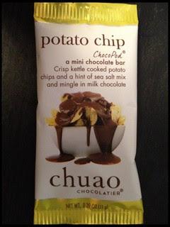 Chuao Potato Chip Chocopod