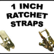 CustomTieDowns.com - 1 Inch Ratchet Tie Downs