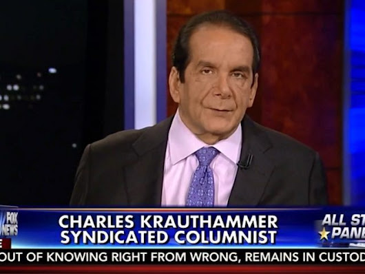 Krauthammer: The UN Spends Its Time Attacking Israel and US, Should Be Turned Into Condos By Trump - Breitbart