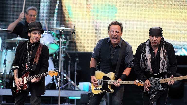 Bruce Springsteen toma Gijón