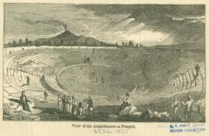 View of the amphitheatre at Po... Digital ID: 1621103. New York Public Library