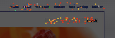 Crazy Egg Blog Analysis: search and nav stats