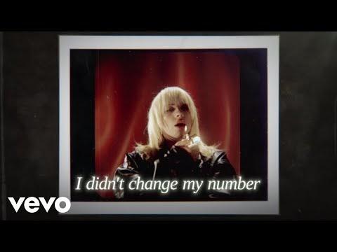 Billie Eilish x beat saba  I Didn't Change My Number Lyrics
