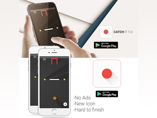 Catch it 1.0 - Android game