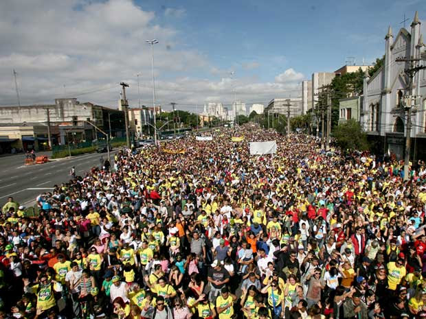 Marcha para Jesus -TL