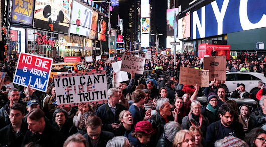 'This Is Not a Drill': Demonstrations in Over 1,000 US Cities Against Trump's Assault on Democracy, Rule of Law