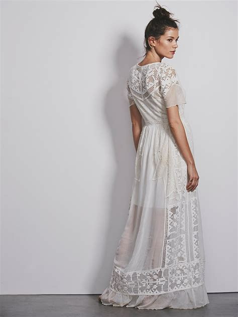 Free People boho wedding dress 11   nouba.com.au   Free