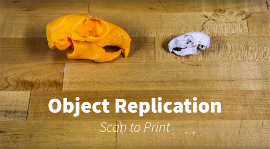 How to Replicate Objects With 3D Scanning and 3D Printing [with Video] | GoMeasure3D