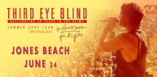 Third Eye Blind / Silversun Pickups - June 24, 2017