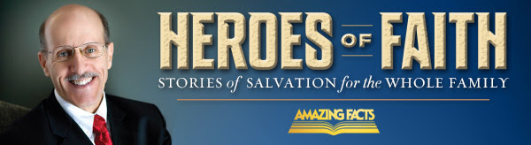 Heroes of Faith Stories of Salvation for the Whole Family