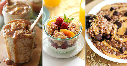 Protein-Packed Oatmeal Recipes That Keep Hunger at Bay