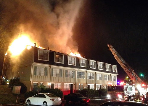 3rd Alarm Apt Fire 6.20.2012 by charlottefire