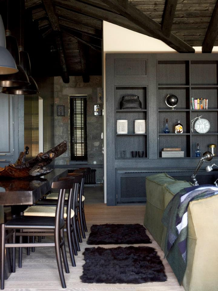 House That Combines Industrial and Traditional Style Decoholic - HDB Interior Design Best And Affordable ID Singapore