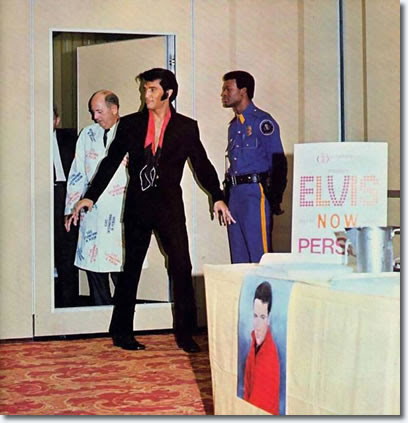 Interview with Elvis Presley : The 1969 Press Conference : August 1, 1969 : Elvis Articles : Elvis Presley : The 1969 Press Conference : August 1, 1969. : 'For Elvis Fans Only' Official Elvis Presley Fan Club