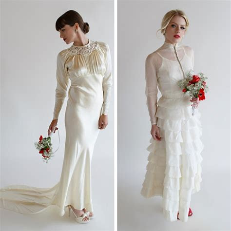 Beautiful Vintage Wedding Dresses from Beloved Vintage