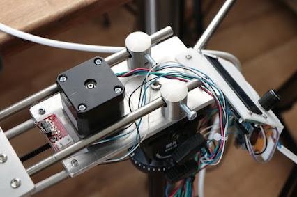 Arduino google for Stepper motor camera slider
