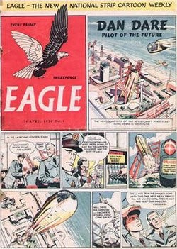 Eagle Comics For Sale Uk