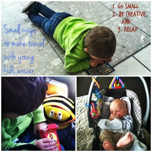 More Ideas for Simplifying Travel with Young Kids | The Minimalist Mom
