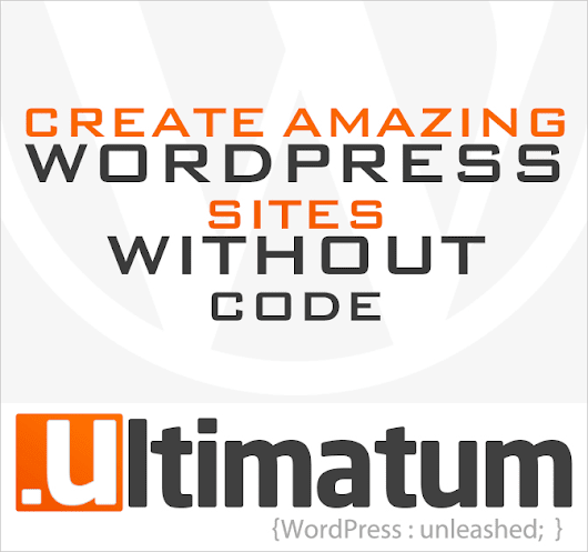 Ultimate WordPress Theme Builder Plugin deal - MightyDeals