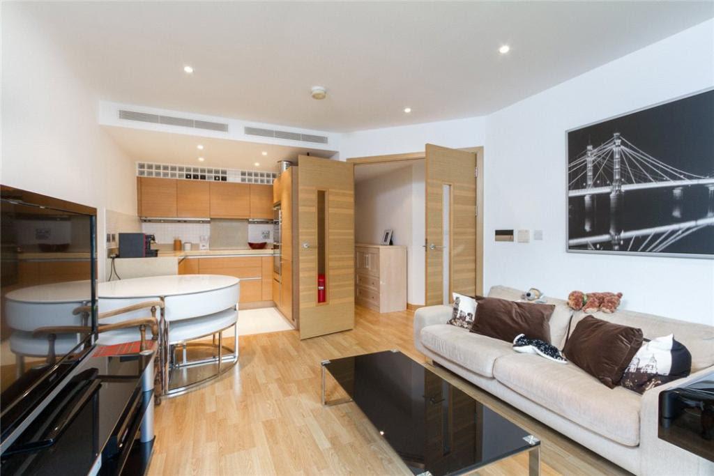 2 bedroom flat for sale in Oswald Building, Chelsea Bridge ...