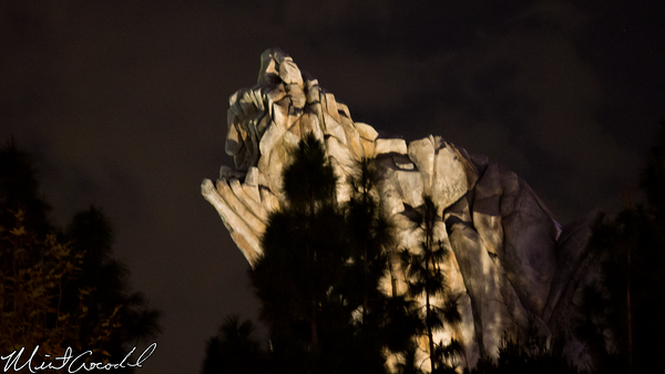 Disneyland Resort, Disney California Adventure, Grizzly River Run, Mountain