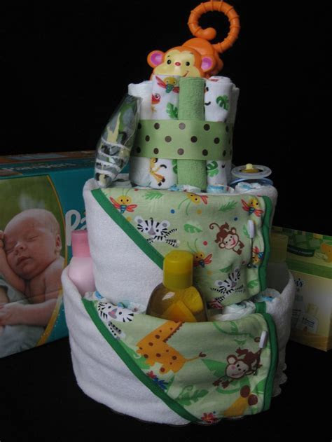 17 Best images about Towel and Diaper Cakes on Pinterest