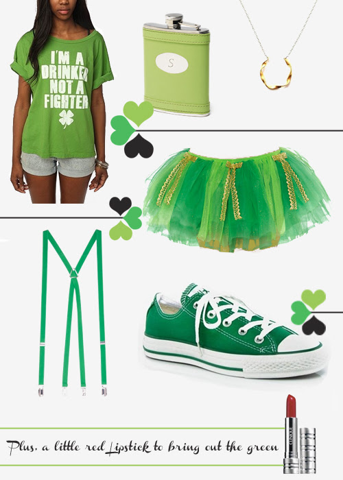 St Pattys Day Outfit Ideas Erika Femrite